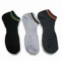 Wholesale 65% Cotton and 35% Polyester Sports Socks, Suitable for Women from china suppliers