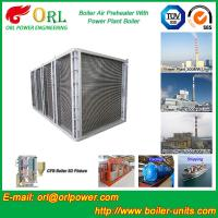 Wholesale High Pressure Water Tube Boiler Air Preheater Vertical TUV Certification from china suppliers