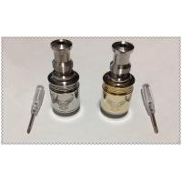 Wholesale Patriot Style Rebuildable Dripping Atomizer Stainless Steel / Gold from china suppliers