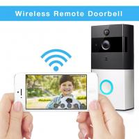 Wholesale Wireless Battery Powered Smart Video Doorbell Low Power Consumption 720P WiFi Video Door Phone from china suppliers