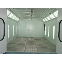 Wholesale water curtains spray-baking booth from china suppliers