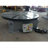 Wholesale Horizontal Welding Turn Table from china suppliers