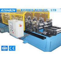 Wholesale 5.5 KW Eaves Trim Ridge Flashing Roof Panel Roll Forming Machine with 10 Stations from china suppliers