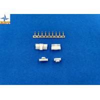 Wholesale White 1.00mm Circuit Wire Connectors Housing With PA66 Materials from china suppliers