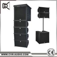 Buy cheap Indoor 10 Inch Line Array Active Party Sound Equipment Pa Speaker System from wholesalers