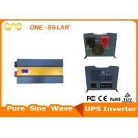 Wholesale DC AC Inverter Pure Sine Wave 24v Power Converter To 220v 1500w Voltage Transformer from china suppliers