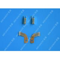 Wholesale Customized Wire Crimp Terminals , Professional Copper Wire Pin Terminals from china suppliers
