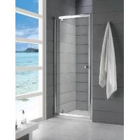 Wholesale 6mm Tempered Glass Fully Enclosed Shower Cubicle Frameless Sliding 800 × 1850mm from china suppliers