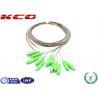 Buy cheap SC/APC Fiber Optic Pigtail Single Mode 9/125 0.9mm 1.0m LSZH from wholesalers