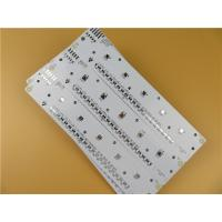 Wholesale 2.0mm Aluminum PCB Board Built On 1 W/K Thermal Conductivity With HASL Lead Free from china suppliers