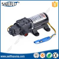 Quality Sailflo 12V  6LPM  diaphragm demand pressure water pump with self-priming for water heater for sale