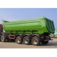 Wholesale 30M3 - 50M3 Heavy Duty Semi Trailers T700 50 Ton 60T Dump Trailer For Mineral Loading from china suppliers