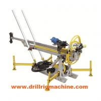 Wholesale Hydraulic Man Portable Drilling Rig Machine With 400nm Rotary Torque Long Stroke Cylinder from china suppliers