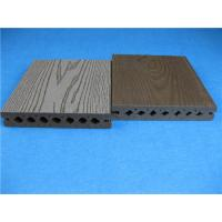Wholesale Anti-UV / Corrosion Resistent WPC Composite Decking To Decor Common Corridor from china suppliers