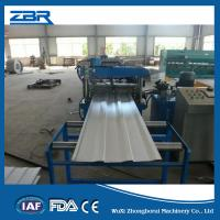 Wholesale Automatic Shutter Door Roll Forming Machine 20Mpa Hydraulic Pressure 11Kw Brake Motor from china suppliers