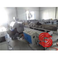Wholesale PVC Corrugated Tube Machine For different color steel wire inner plastic cable extrusion machine from china suppliers