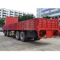 Wholesale Diesel Fuel Transportation Cargo Truck 30-60 Tons 8X4 LHD Euro2 336HP from china suppliers