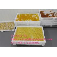 Buy cheap White Food Grade Plastic Drying Trays For Softgel Capsules And Paintball from wholesalers
