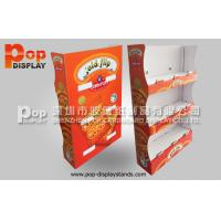 Wholesale 3 Tiers Corrugated Pop Display  Stand / Necklace Display Stands from china suppliers