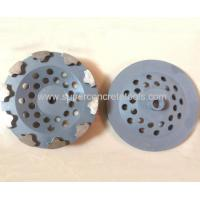 Wholesale T Seg Concrete Diamond Grinding Cup Wheel from china suppliers