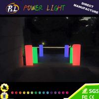 Wholesale Decorative Furniture Color Changing Illuminated LED Pillar from china suppliers