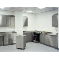 Wholesale Stainless Steel Structure Laboratory Casework Price and Laboratory Worktable Manufacturer from china suppliers