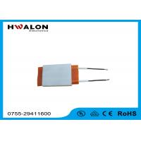 Buy cheap 220V PTC Ceramic Heater 35*21mm 230 Degrees Celsius PTC Heater from wholesalers
