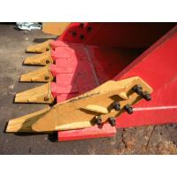 Buy cheap 0.8cbm 5 tooth Construction Equipment Parts Hitachi EX200-1  used excavator bucket from wholesalers