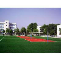 Wholesale Not Distortion Green Artificial Turf  / Lwan Sports for Volleyball / Basketball Courts from china suppliers