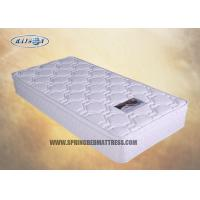 Wholesale Knitted Fabric Pocket Spring Memory Foam Mattress / King Size Pillow Top Mattress from china suppliers
