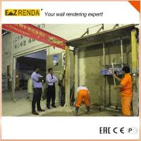 High speed Ez Renda Rendering Machine Mix Mortar Single Phase