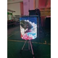 Wholesale Front open cabinet 1/16 scan SMD Full color P4 indoor advertising led display screens from china suppliers