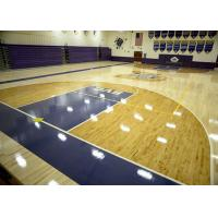 Wholesale Soundproofing Wooden Sports Flooring Commercial 22mm Smooth Surface from china suppliers