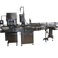 Wholesale Automatic cup packing machine with moist tobacco filling, capping and labeling machine from china suppliers
