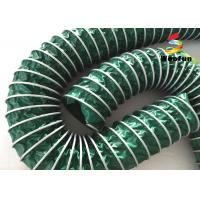 Wholesale Portable Spiral PVC High Temperature Flexible Hose Lightweight Customized from china suppliers