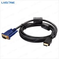 Wholesale 15pin VGA to HDMI cable from china suppliers