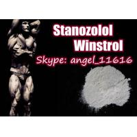 Wholesale Pharmaceutical Stanozolol Oral Steroids Winstrol White Powder For Muscle Growth from china suppliers