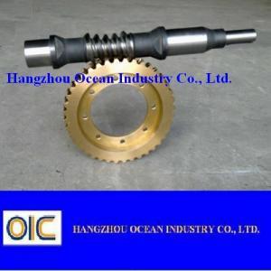 Wholesale European Standard Worm Gears, type M0.5 M1 M1.5 M2 M2.5 M3 M3.5 M4 M4.5 M5 M5.5 M6 M7 M8 M9 M10 M11 M12 from china suppliers