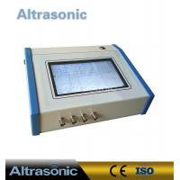 Wholesale Ultrasonic Transducer Horn Impedance Analyzer With Full Digital Touch Screen from china suppliers