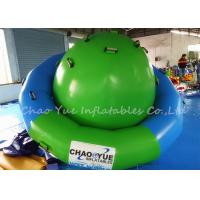 Wholesale Business Rental 3m 0.9mm PVC Inflatable Water Sports Durable Water Spinner Toy from china suppliers