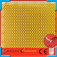 Wholesale Orange Outdoor Basketball Flooring For Exercise Room from china suppliers
