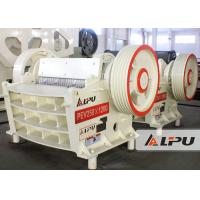 Wholesale Mining Crushing Equipment Jaw Rock Crusher in Stone Crusher Plant from china suppliers
