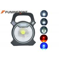 Wholesale 30W Powerful USB Rechargeable LED Portable Spotlight COB for Outdoor Emergency from china suppliers