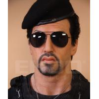 Buy cheap High Simulated Celebrity Wax Figures , Hollywood Resin Busts Of Famous People from wholesalers