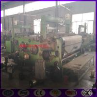 Wholesale 12 meshx0.7mm stainless steel theft-proof window screen weaving machine from china suppliers