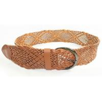 Wholesale fashion accessories braided strap belts for lady from china suppliers