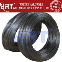 Wholesale (8#--22#) Black iron wire low price from china suppliers