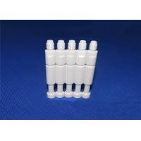 Wholesale Threaded Aluminium Oxide Ceramic Shaft With Flat Position Stepped Chamfer from china suppliers