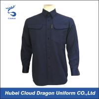Wholesale Waterproof Ripstop Military Tactical Shirts , Military Police Shirts For Men from china suppliers