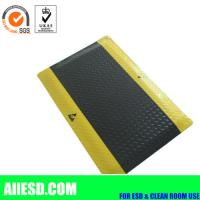 Wholesale PVC Top, EPDM in middle layer, rubber bottom Cleanroom Anti-fatigue Mat from china suppliers